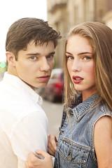 Uriah & Sara (ryancobleigh) Tags: fashion digital canon photography eos rebel sara kelley uriah t2i sciscoe