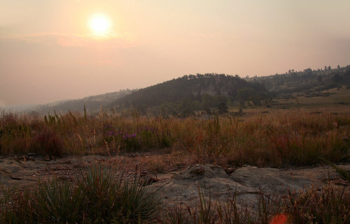 Photo - Smoky Sunrise - Marshall Mesa