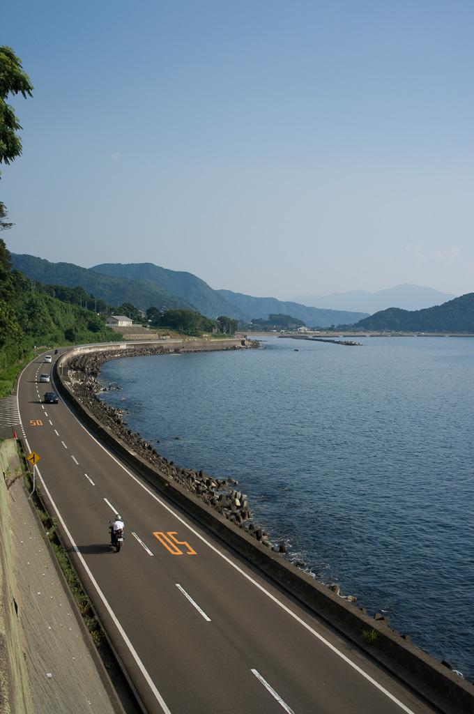 Echizen-Kohno Shiokaze Line (Road)