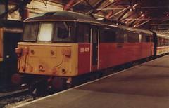 Class86_86419_Lime_Street_16_October_1990 (DMC1947) Tags: limestreet class86 liverpoollimestreet
