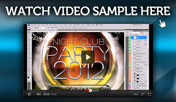Video Sample Flyer 9