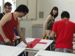 R Design: Day 2 (Catherine Dixon) Tags: brazil detail poster vitria workshop type 2011 rdesign typeform