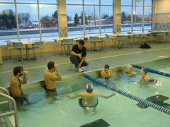 Swim Clinic @ Aquatic Adventures
