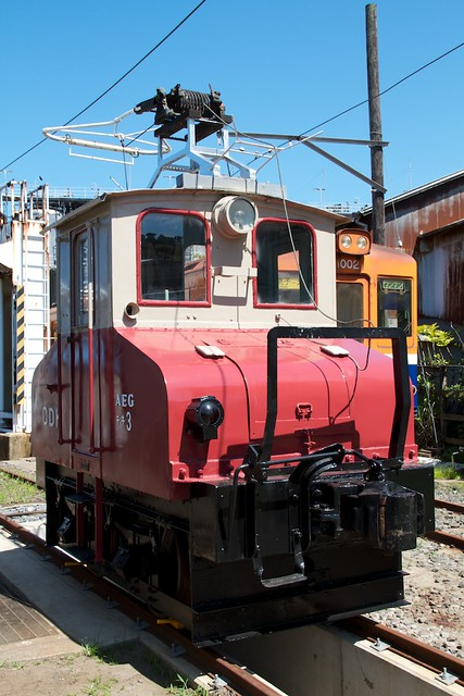 銚子電鉄 デキ3
