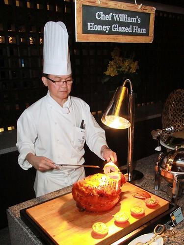 Signature Chef William's Honey Glazed Ham