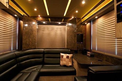 Mystery - Rear Lounge