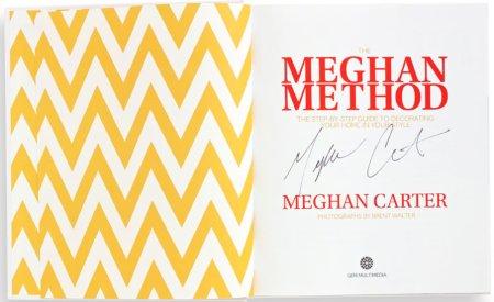 The Meghan Method Signed Copy