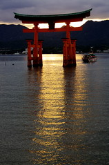 "Miyajima Torii at Sunset [Worldheritage] (h orihashi) Tags: japan gate shrine pentax hiroshima miyajima 日本 torii 風景 k5 worldheritage itsukushima musictomyeyes 広島 世界遺産 blueribbonwinner coth 日本三景 cherryontop supershot flickrsbest bej itsawonderfulworld artistoftheyear mywinners abigfave shieldofexcellence anawesomeshot impressedbeauty flickrhearts ultimateshot crystalaward diamondclassphotographer flickrdiamond superhearts citrit excellentphotographerawards heartawards diamondstars overtheexcellence platinumheartaward colourartawards betterthangood justpentax flickrestrellas peaceawards highqualityimages hatsukaichishi damniwishidtakenthat pentaxart ""flickraward pentaxk5 ringexcellence ringofexcellence artistoftheyearlevel3"