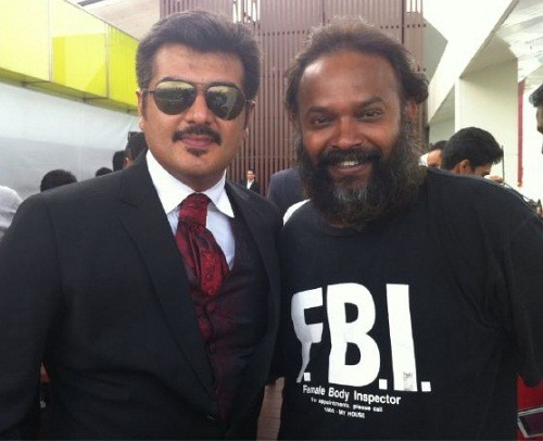 ajith and venkat prabhu