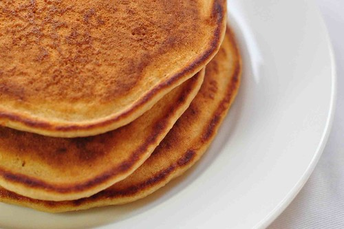 Pancakes - Whole Wheat ones