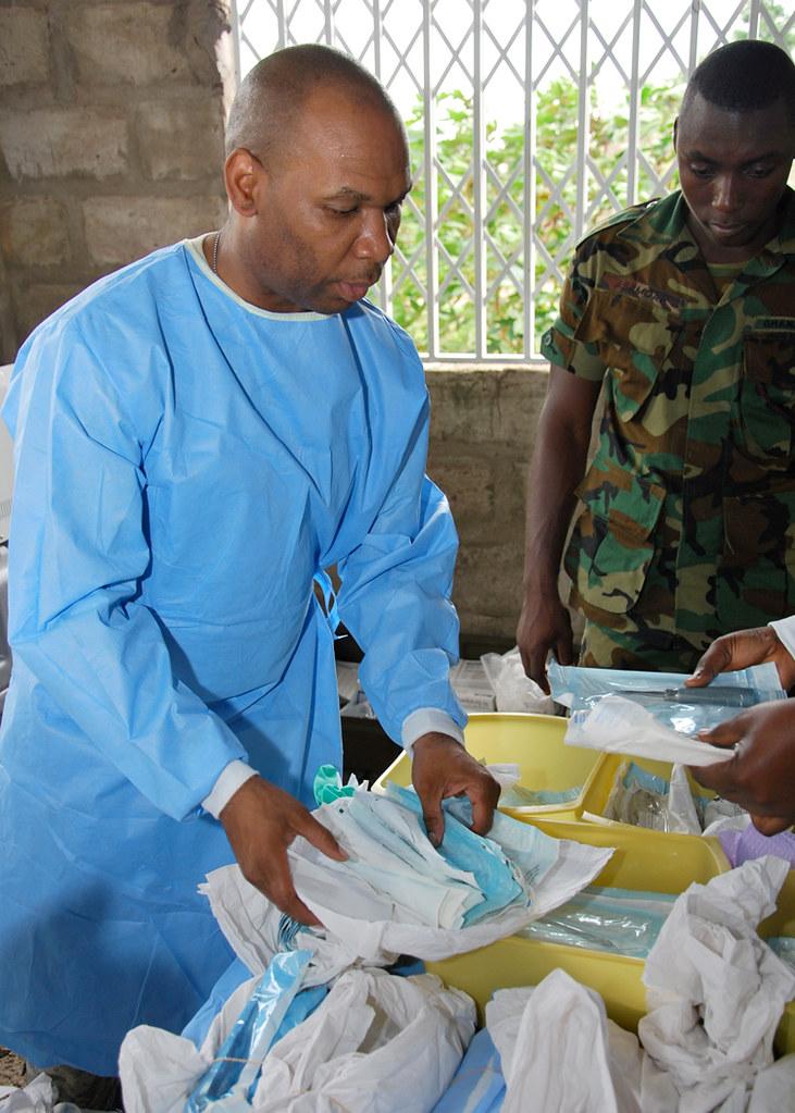 MEDFLAG 11, Ghana, July 2011