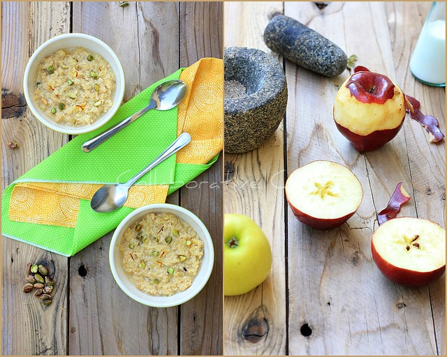 Apple Rabdi/Rabri