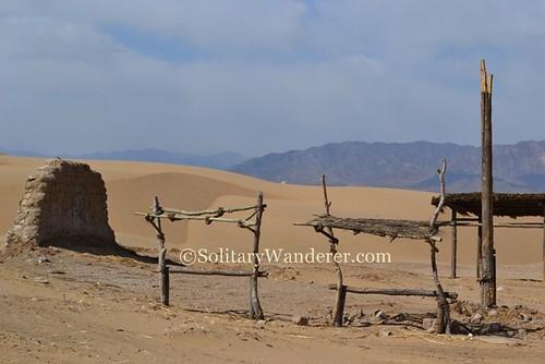 Tianmo Desert near Beijing