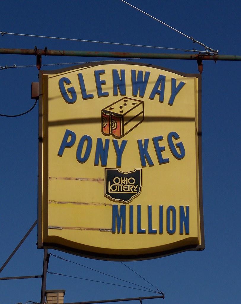 OH Cincinnati - Glenway Pony Keg