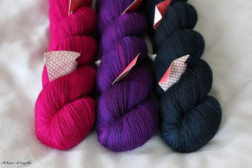 Fuschia - Lavendel - Admiral