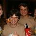 Michelle, Cleiton, Roy e Daniela