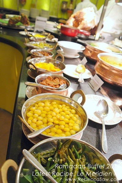 Ramadan Buffet - Latest Recipe, LE Meridien-56