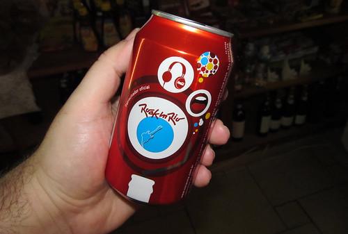 2011 Coca-Cola Rock in Rio First Can - Rio de Janeiro - Brazil by roitberg