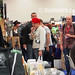 Gerard Way shops at Comic COn