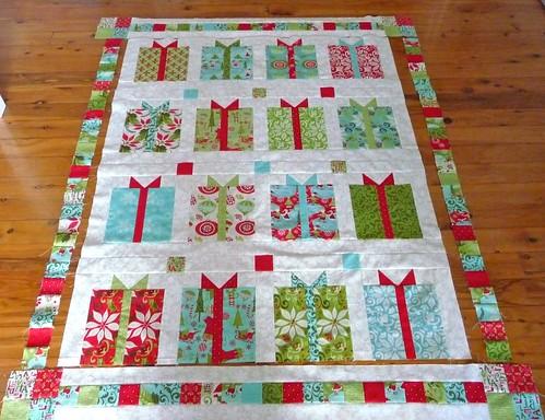 Flurry quilt