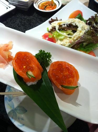 Fuji restaurant, Bangkok