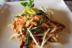 Seafood-less Pad Thai!