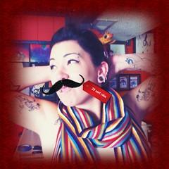 Bring the mustache back (LauraBeeBennett) Tags: original animals tattoo unitedstates tattoos napavalley custom tattooshop theshop napacalifornia kidsdonttrythisathome tattoolady tattooedwomen napavalleycalifornia womentattoos femaletattooartist femaletattooartists animaltattoos californiatattoos tattooladies winecountrytattoo winecountrytattoos napacaliforniatattoos winecountrypiercing flyingcolorstattoo ta2lady tattooinnapa fctattoonapa napavalleytattoo napavalleytattoos californiatattoostudio tattooedwomennapacaliforniaunitedstates womentattooartists napacaliforniatattoo
