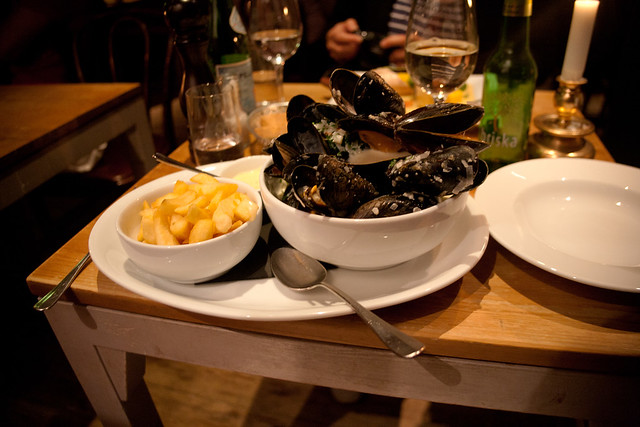 Moules Frites!