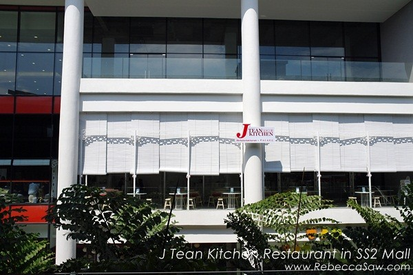 J Tean Kitchen, SS2 Mall-21