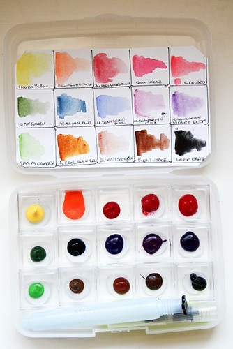 Make your own palette