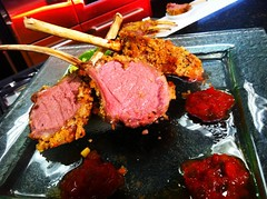 Lamb Lollipops Persillade