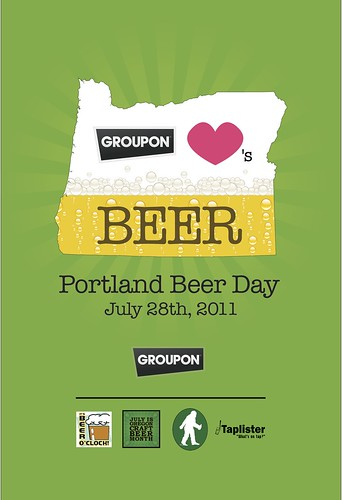 Groupon Portland Beer Day