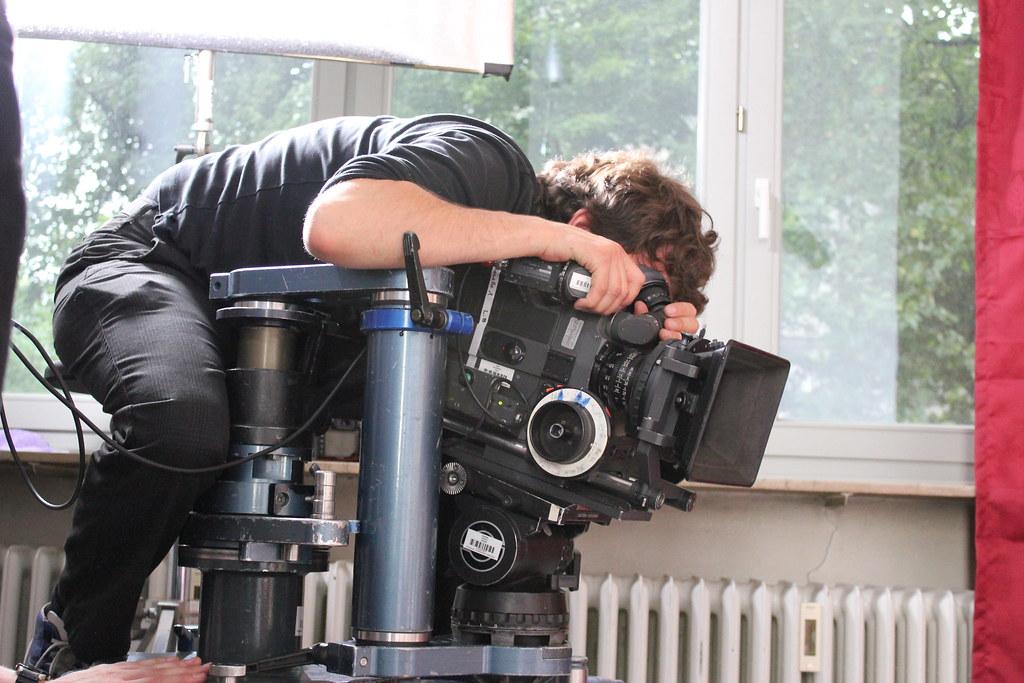 Kameramann Dirk Henkel