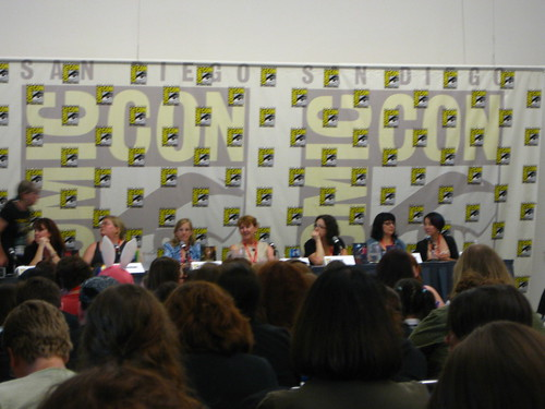 no damsels in distress here panel