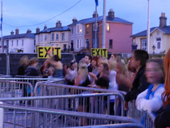 Smash Hits gig at Bray Summerfest 2011