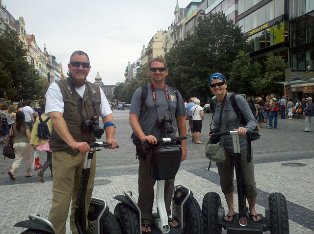 Prague-Segway-Tour