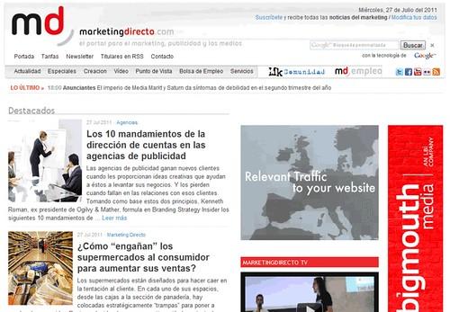 Blog de Marketing Directo
