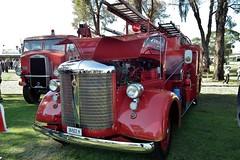 1942 American La France Model B-601 fire truck