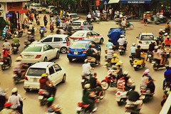 """Streets of Hanoi • <a style=""""font-size:0.8em;"""" href=""""http://www.flickr.com/photos/54083256@N04/5986342723/"""" target=""""_blank"""">View on Flickr</a>"""