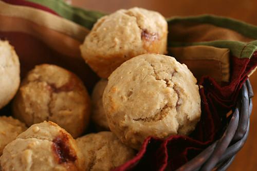 pb jelly muffins 7