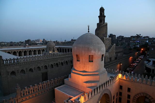 エジプト、カイロ、ガーマ・イブン・トゥールーン