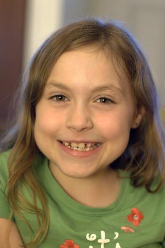 Toothless Megan