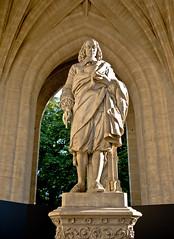 Statue de Blaise Pascal
