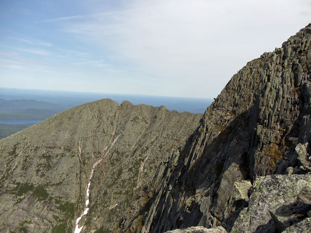 Hike Katahdin Via The Cathedral Trail In Baxter State Park