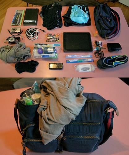 trip packing