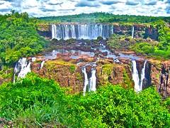 Evergreen (marissa_strniste) Tags: travel brazil southamerica nature water argentina landscapes waterfalls subtropical iguazu