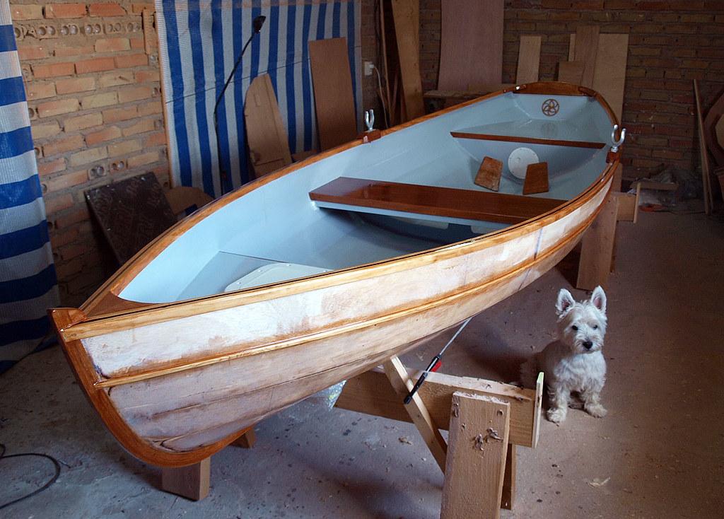 Una barca de remos 6001219031_85981dc7a9_b