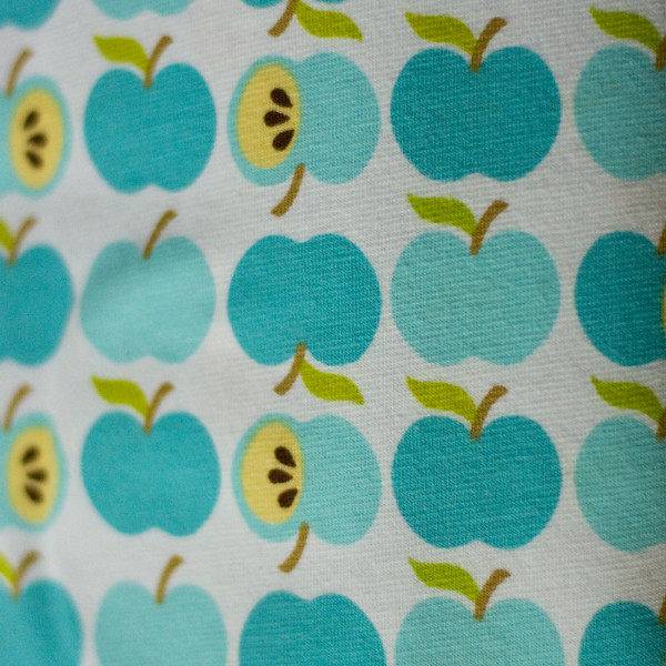 apple jersey turquoise