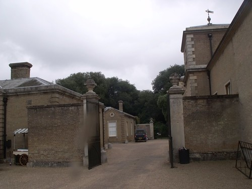 Holkham Hall - Coach House / Stable Block - Estate Offices
