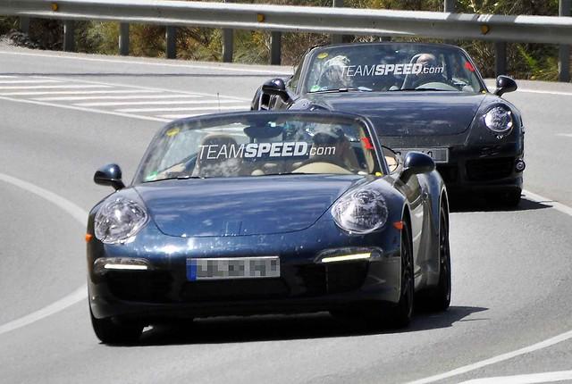 Aqui esta ele: O novo Porsche 911 - Página 4 6002235587_6de9ae1f00_z